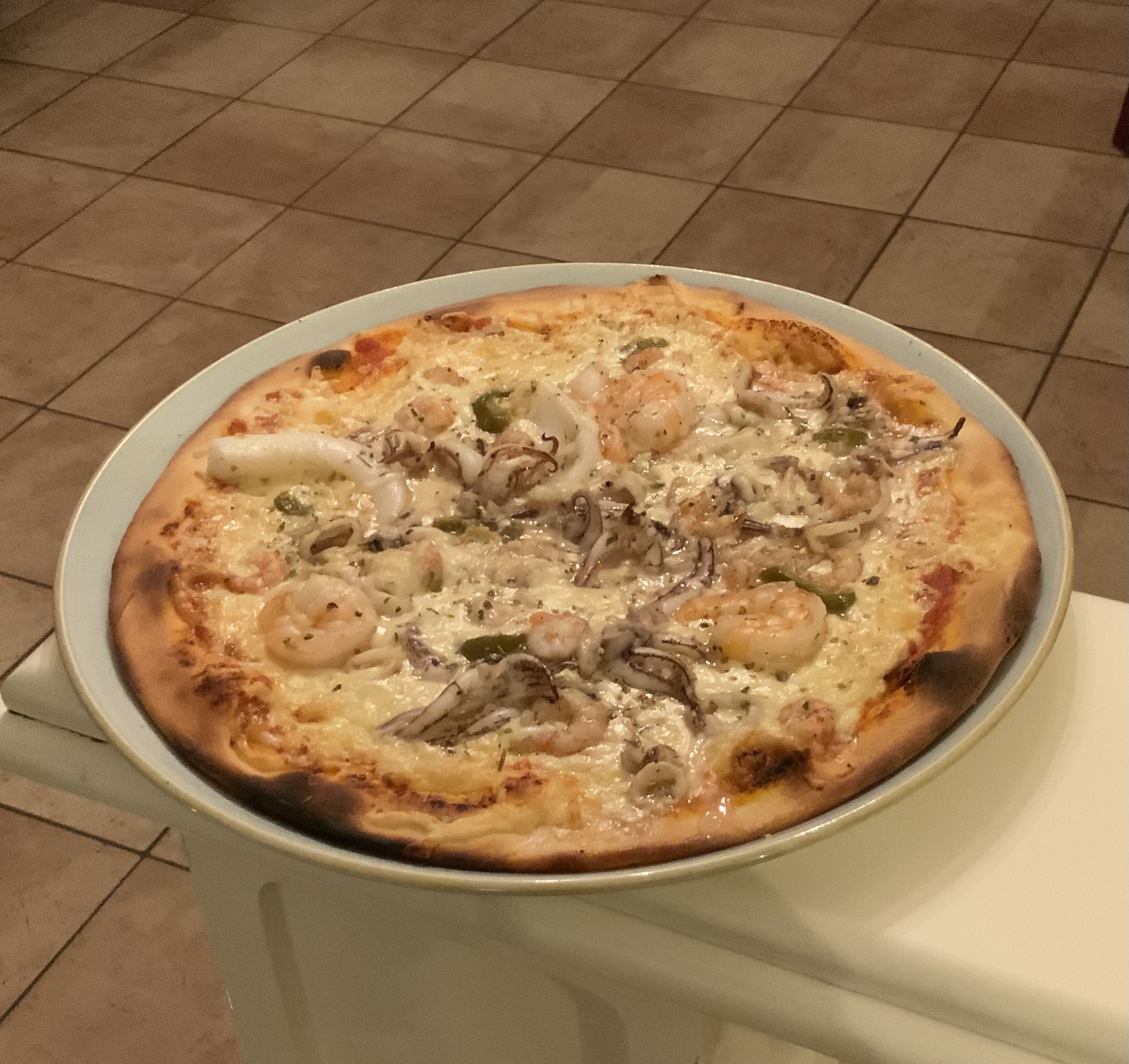 Pizza Frutti du Mare